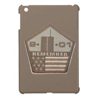 9/11 Memorial Pentagon Patch iPad Mini Cases