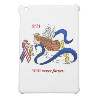 9/11 Memorial Ribbon Angel iPad Mini Cover
