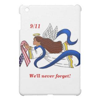 9/11 Memorial Ribbon, Ethnic Angel iPad Mini Case