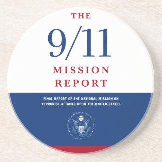 9/11 misión posavasos manualidades