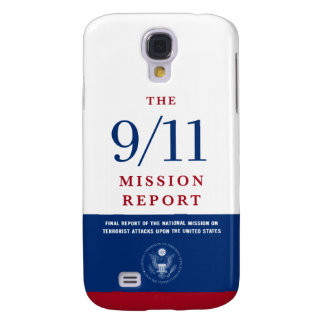 9/11 mission report samsung galaxy s4 case