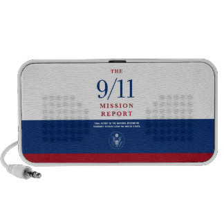 9/11 mission portable speakers