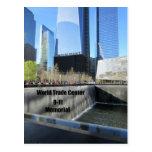 9-11 monumento postal