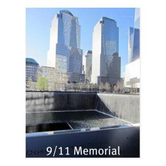 9/11 monumento postal