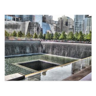 9/11 monumento postales