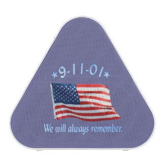 9-11 monumento que recordaremos siempre altavoz bluetooth