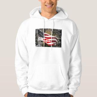 9/11 monumento sudadera con capucha