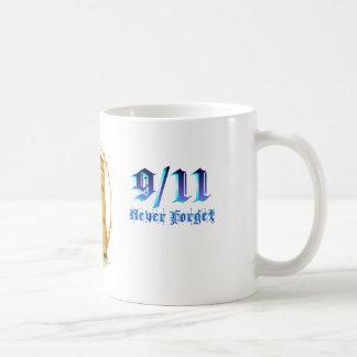9-11 Never Forget Coffee Mug
