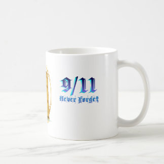 9-11 Never Forget Coffee Mugs