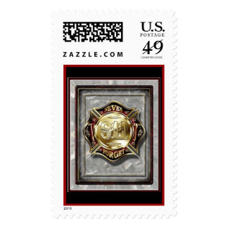 "9-11 ""Never Forget"" Postage"