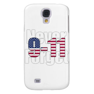 9-11 Never Forget Samsung Galaxy S4 Cover