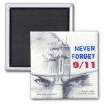 """9/11"""" nunca olvida"""" el imán"""