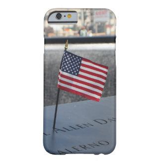9/11 - Nunca olvidaremos Funda De iPhone 6 Barely There