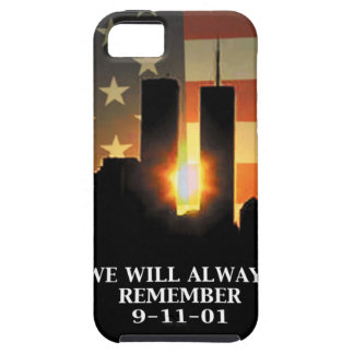 9-11 remember - We will never forget iPhone SE/5/5s Case