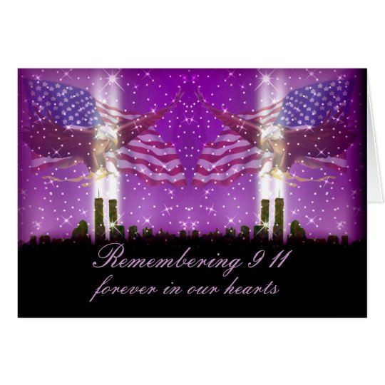 9-11 Remembered_ Card