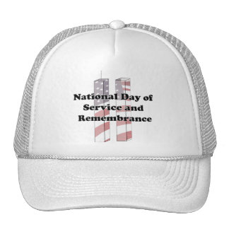 9-11 Remembrance  Day - Patriot Day Hat
