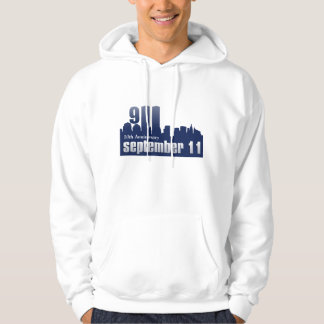 9/11 September 11th - 10th Anniversary Hoodie