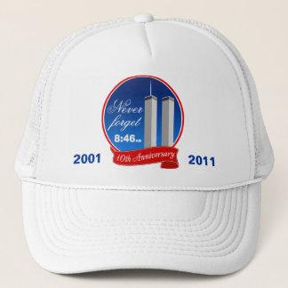 9/11 September 11th - We Remember Baseball Cap