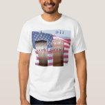 9-11 The day the World Stood Still Anniversary shi T-Shirt