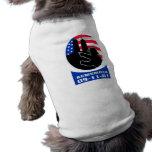 9-11 torre gemela de la bandera americana del bomb camisas de perritos