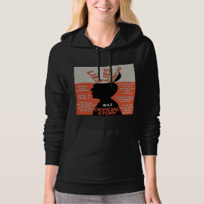 9-11 Truth Official Story Lies Hoodie