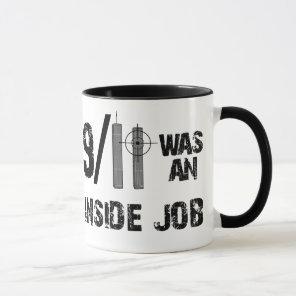 9-11 Truth Official Story Lies Mug