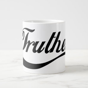 9/11 Truther Giant Coffee Mug