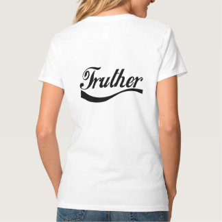9/11 Truther tshirt