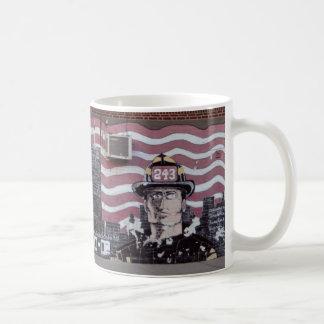 9-11-wall-bensonhurst-brookln coffee mug
