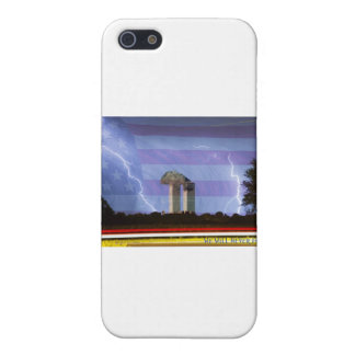 9-11 We Will Never Forget Poster iPhone 5/5S Cases