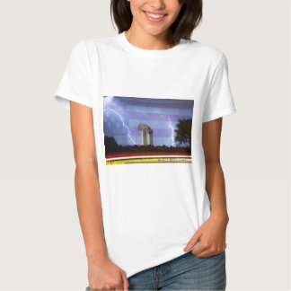 9-11 We Will Never Forget Poster Shirt