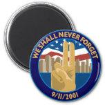9/11Memorial Symbol Magnet