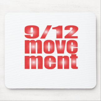 9 12 Movement Mouse Pad