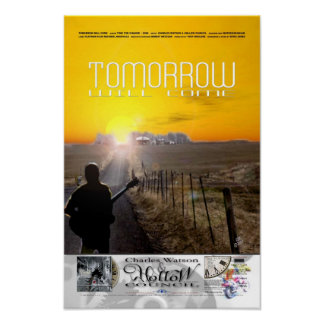 9/13 TOMORROW - TFC Poster Series