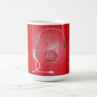 ...9-1-1- call centers coffee mug
