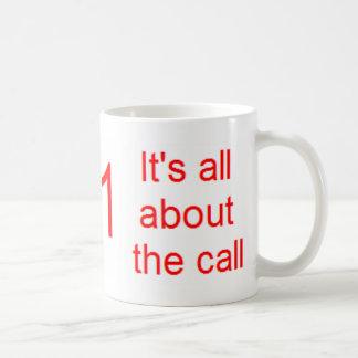 9-1-1 mug