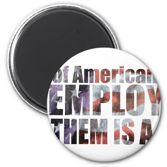 9.2% of Americans are unemployed Magnet