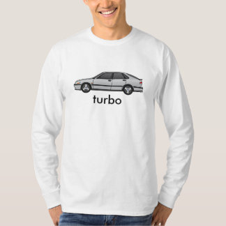 9-3S_silver, turbo T Shirt