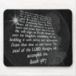 9:6 de Isaías - 7 a nosotros un niño nace - Jesús Alfombrillas De Ratones