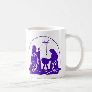 9:6 de Isaías de la natividad Taza De Café