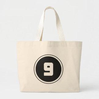 ## 9 ## CANVAS BAG