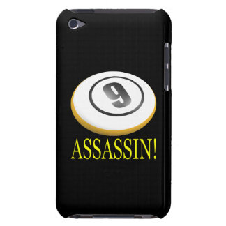 9 Ball Assassin iPod Case-Mate Cases