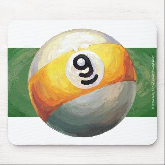 9 ball mousepads
