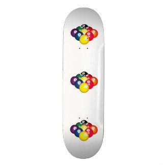 9 Ball Rack Skateboard