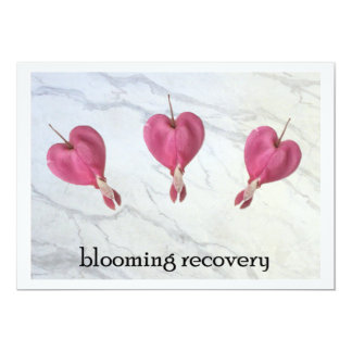 9 Blooming Recovery Card
