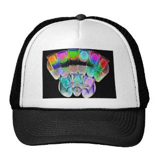 9 Coloured Cocktail Shot Glasses -Style 4 Trucker Hat