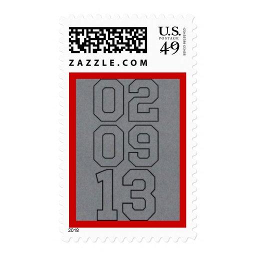 9 de febrero de 2013 sellos