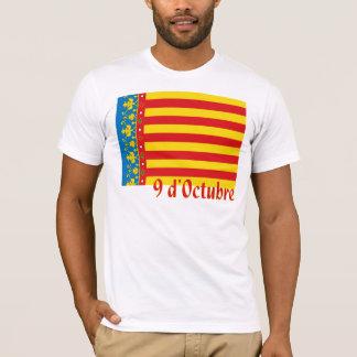 9 d'Octubre Camisa T-Shirt