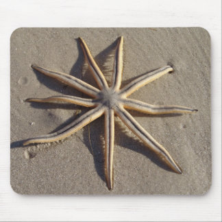 9 estrellas de mar Legged Alfombrillas De Ratón