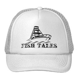 9, Fish Tales Trucker Hat
